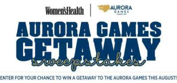 Womens-Health-Aurora-Games-Sweepstakes
