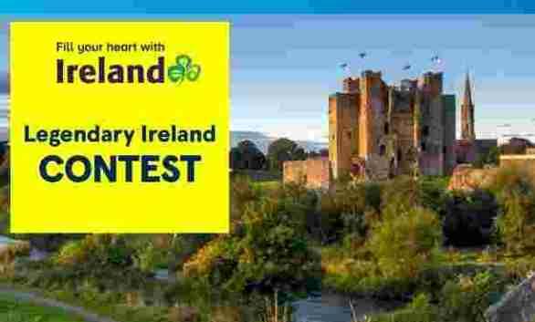 AirTransat-Legendary-Ireland-Contest