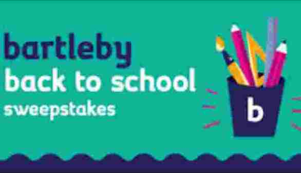 Bartleby-Back-to-School-Sweepstakes