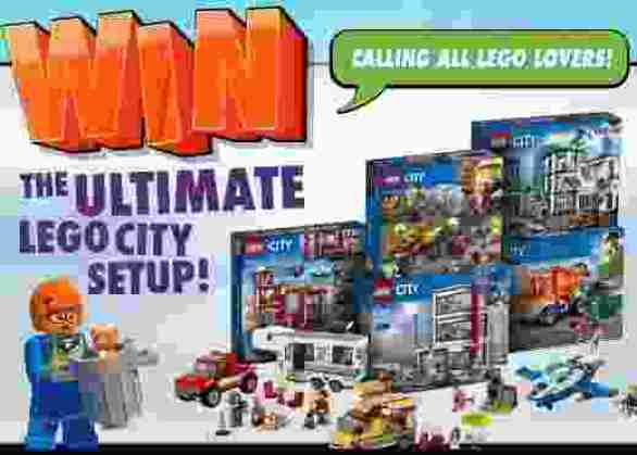 Nick-Win-Lego-Competition