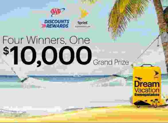 Sprint-AAA-Sweepstakes