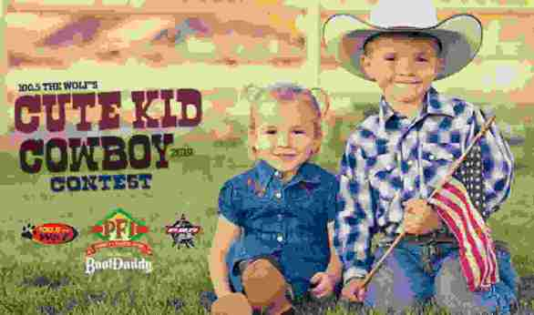 PFIWestern-Cute-Kid-Cowboy-Contest
