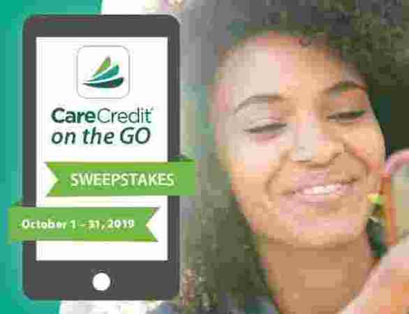 CareCredit-On-The-Go-Sweepstakes