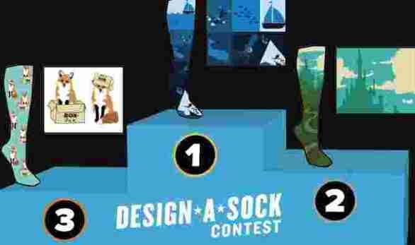 Sockittome-Design-A-Sock-Contest