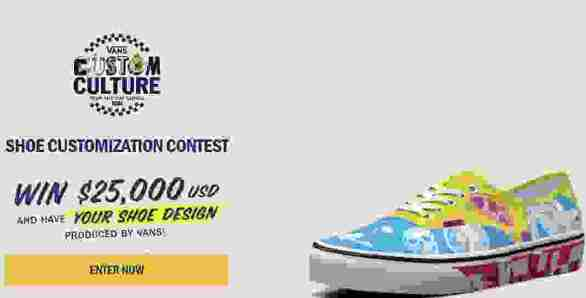 Vans-Custom-Culture-Shoe-Design-Contest