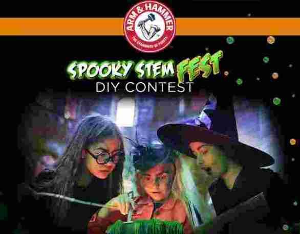 ARMandHAMMER-Spooky-STEM-Fest-Contest