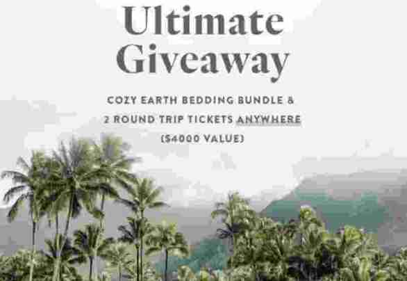 CozyEarth-Holiday-Giveaway