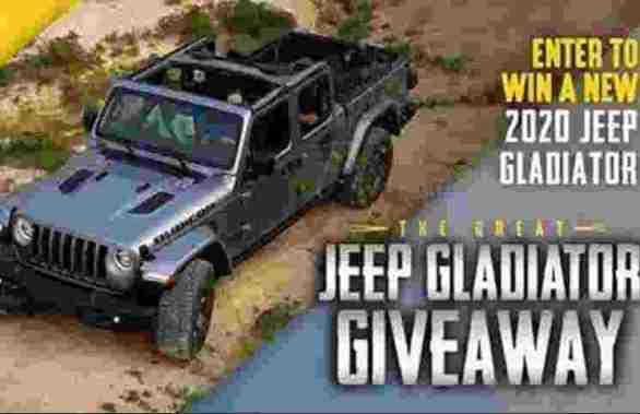 DaveSmith-Jeep-Gladiator-Giveaway