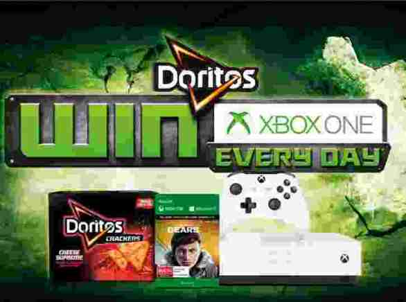 Doritos-Xbox-Competition