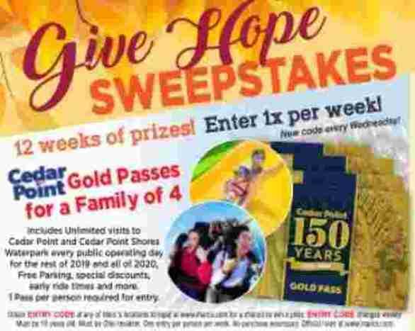 Marcs-Give-Hope-Sweepstakes
