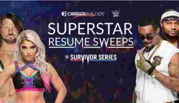 CareerBuilder-WWE-Superstar-Resume-Sweepstakes