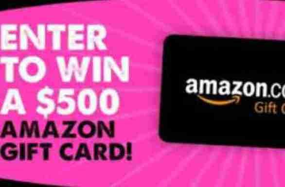 DaveSmith-500-Amazon-Giveaway