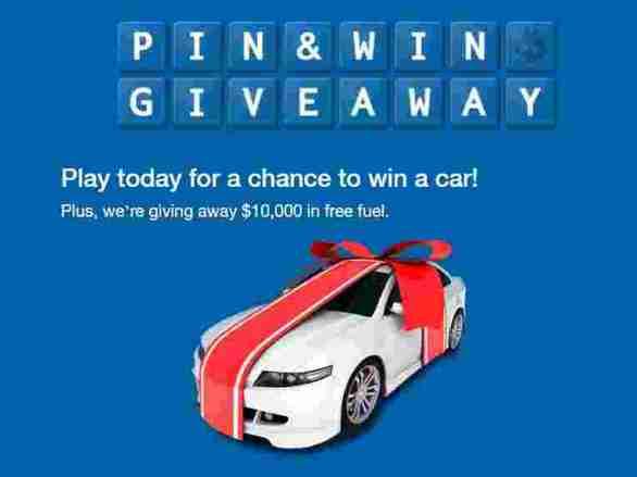 Pinandwin-Contest