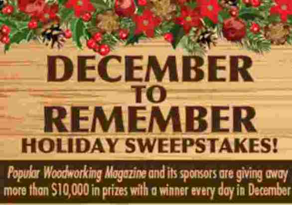 PopularWoodworking-31-Days-Sweepstakes