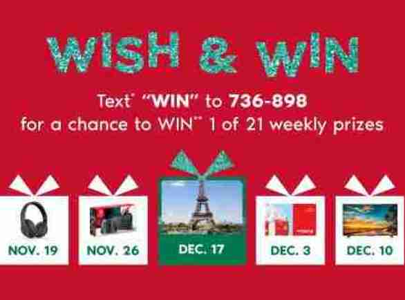 ShoppersDrugMart-Holiday-Wish-Win-Contest