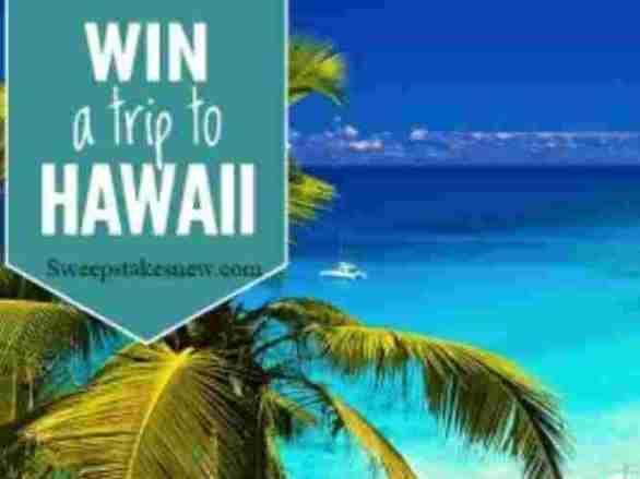 BodyGlove-Hawaii-Sweepstakes