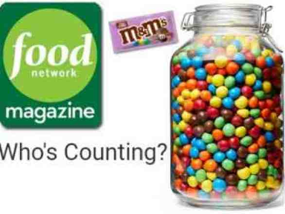 FoodNetwork-Whos-Counting-Contest