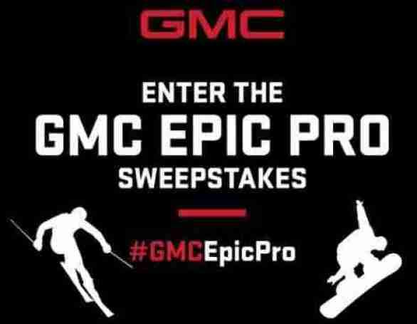GMC-Epic-Pro-Sweepstakes