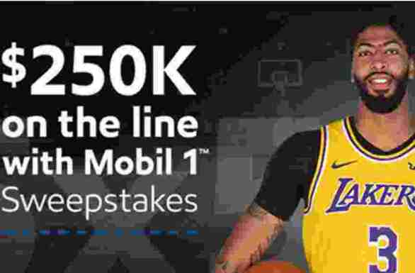 Mobil1-onTheline-Sweepstakes