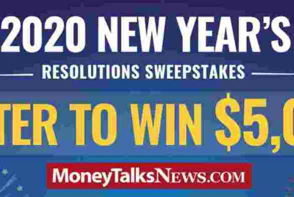 MoneyTalksNews-New-Years-Resolution-Sweepstakes