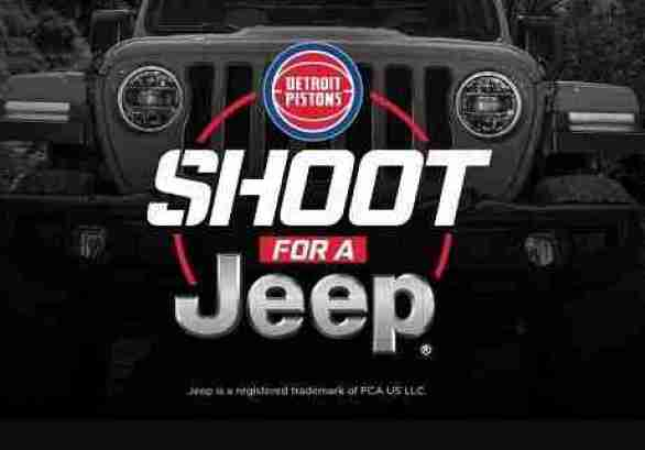 Pistons-Shoot-For-Jeep-Sweepstakes
