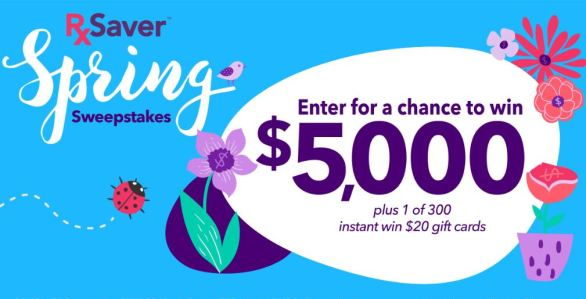 Rxseasonsavings-Sweepstakes