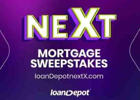 Loandepotnextx-Sweepstakes