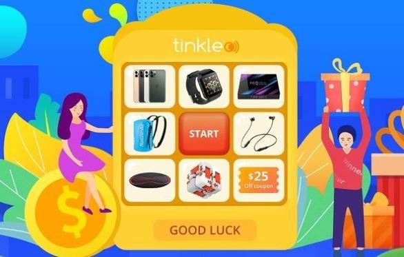 Tinkleo-luckyspin-Game