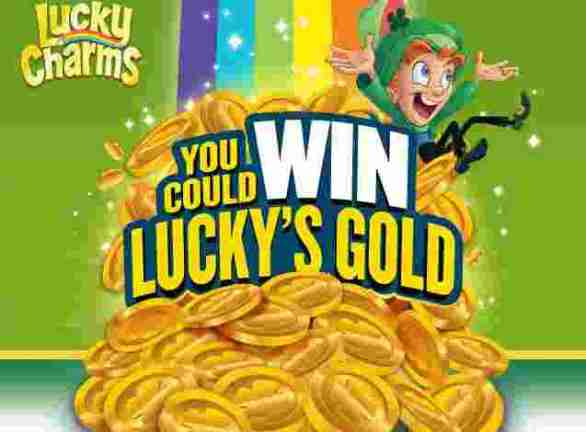 WinLuckysGold-Sweepstakes