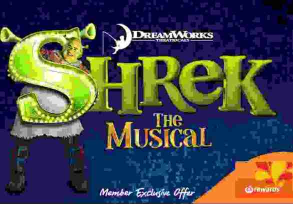 WoolworthsRewards-Shrek-The-Musical-Competition