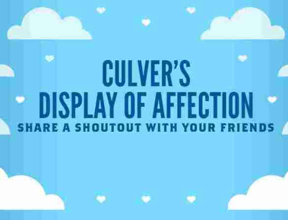 Culvers-Display-of-Affection-Sweepstakes