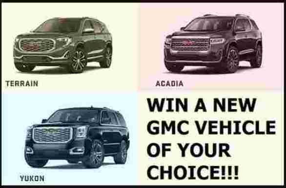 ExperienceGMCToday-Win-A-GMC-Sweepstakes