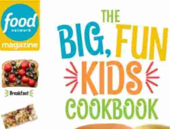 Foodnetmag-kids-cookbook-Sweepstakes