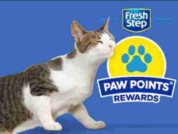 FreshStep-Paw-Points-Sweepstakes