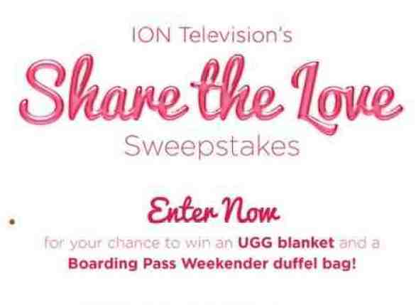 IonTelevision-Share-The-Love-Sweepstakes