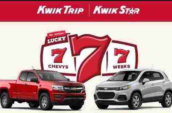 KwikTrip-Lucky7-Sweepstakes