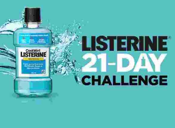 Listerine-21-Day-Challenge