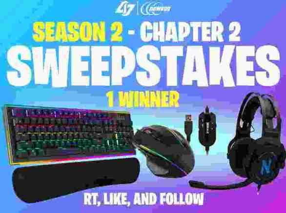 Newegg-Chapter2-Sweepstakes