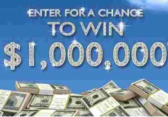 PCH-One-Million-Money-Drop-Giveaway