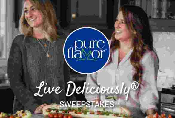 Pure-Flavor-Live-Deliciously-Sweepstakes