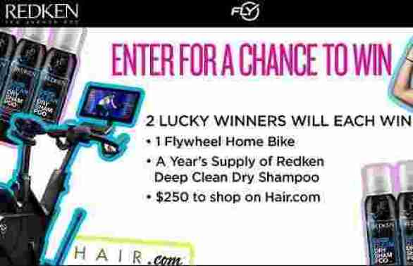 Redken-Flywheel-Sweepstakes