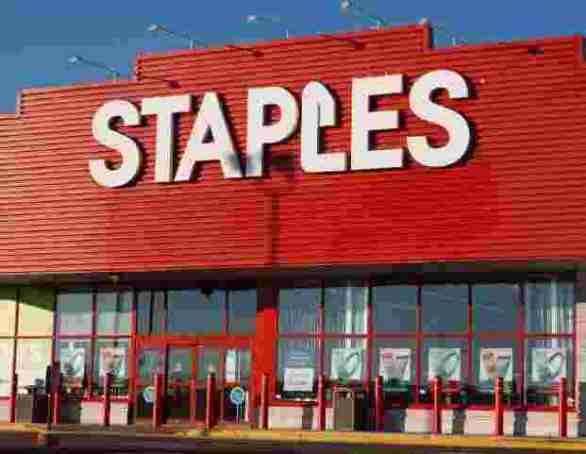 StaplesListens-Survey