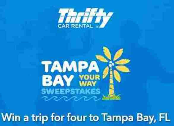 Thrifty-Tampa-Bay-Your-Way-Sweepstakes
