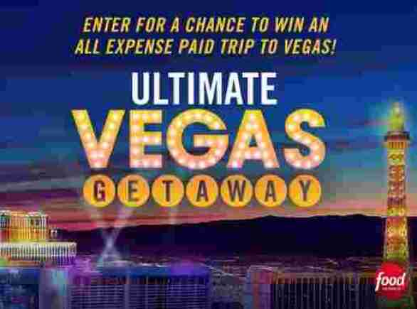 FoodNetwork-Vegas-Sweepstakes