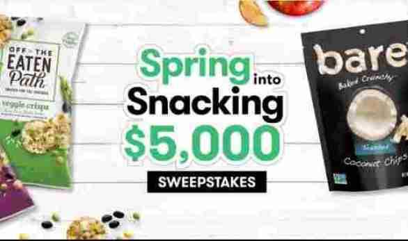 TastyRewards-Spring-Into-Snacking-Sweepstakes