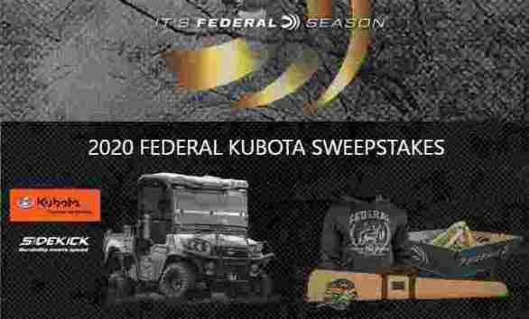 Federal-Kubota-Sweepstakes