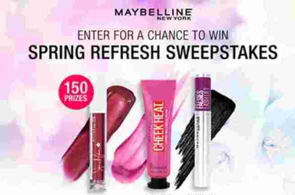 Maybelline-Spring-Sweepstakes