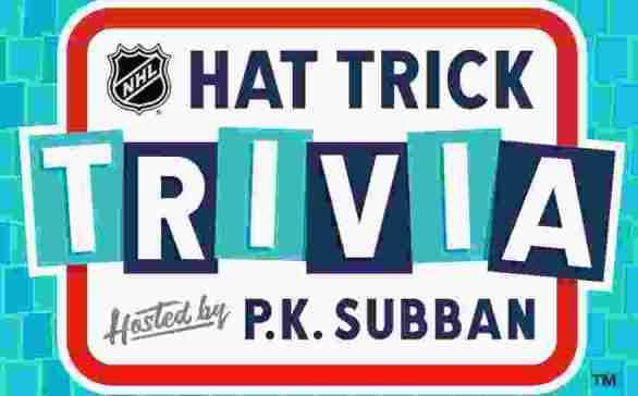 NHL-Hat-Trick-Trivia-Contest