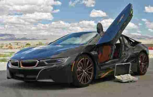 Omaze-BMW-i8-Sweepstakes
