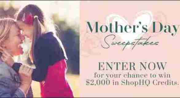 ShopHQ-Mothers-Day-Sweepstakes